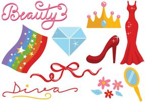 Free Beauty Pageant Vectors