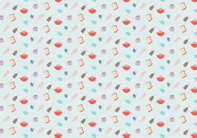 Pottery Pattern Background