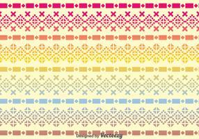 Incas Raibow Pattern