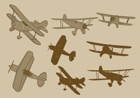 Vector Biplane Set
