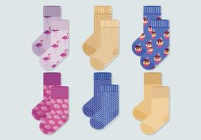 Vector Socks Collection