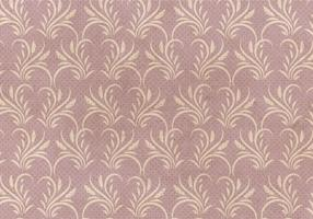 Free Vector Western Flourish Seamless Pattern