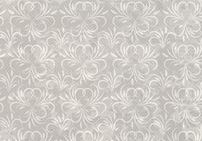 Dotted Vector Western Flourish Seamless Pattern