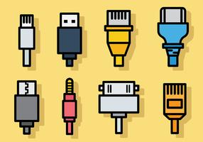 Free Rj45 Icons Vector