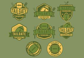 Tailgate Vector set