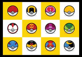 Pokeball Types