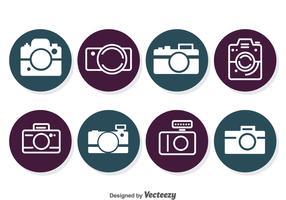 Camera Circle Icons