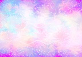 Purple Vector Pixie Dust Background
