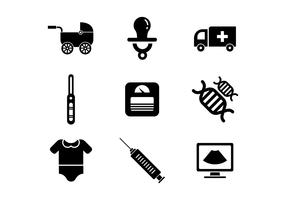Free Maternity Icon Vector