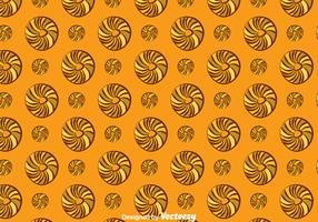 Bagel Pattern Background