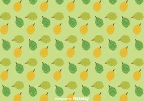 Durian Fruit Pattern