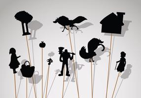 Free Shadow Puppet Icons