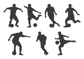 Futsal Player Silhouette