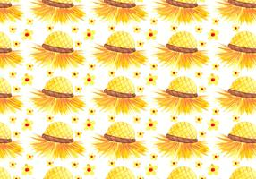 Free Vector Junina Hat Background