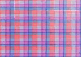 Free Vector Watercolor Plaid Background