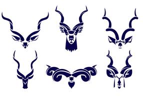 Free Kudu Logo Vector
