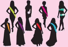 Pageant Silhouettes
