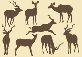 Kudu Silhouettes