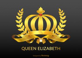 Free Vector Golden Royal Crown