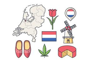 Free Netherlands Vector
