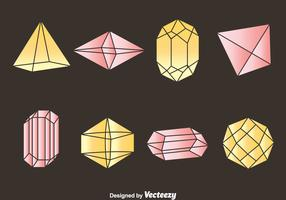 Gemstone Collection Vector