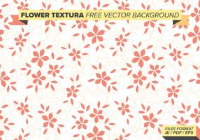 Flower Textura Free Vector Background