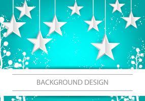 Infographic Design Stars Background