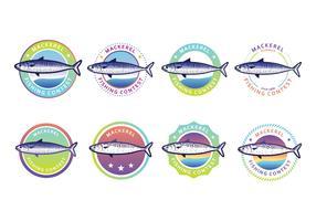 Free Mackerel Badge Pack