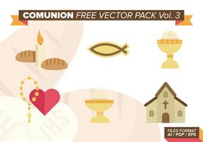 Comunion Free Vector Pack Vol. 3