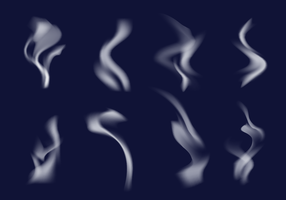 Free Smoke Brush Vector