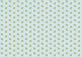 Acorn Pattern Background