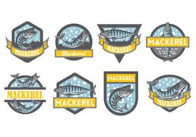 Free Mackerel Icons Vector