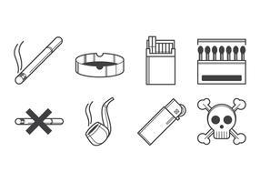 Free Smoking Icon Vector