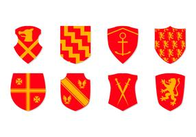 Free Coat of Arms Icon Vector