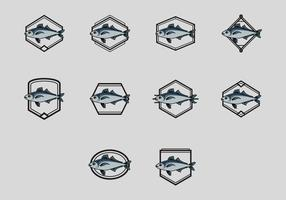 Mackerel Logo Icon Set