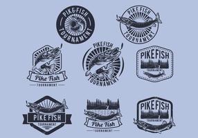 Pike Tournament Badge