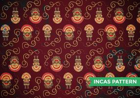 Incas Mayans Pattern Vector