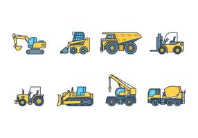 Free Heavy Machinery Icon