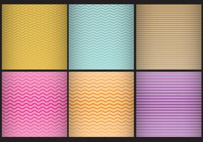 Degrade Strip Patterns