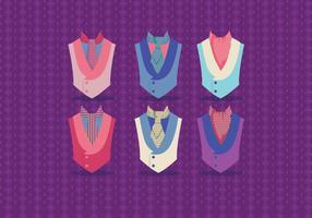 Cravat Vector