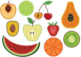 Free Fruit Vectors