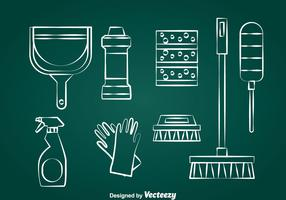 Clean Tools Vector