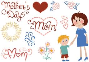 Free Mother Vectors