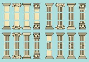 Editable Pillars