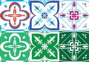 Portuguese Tile Set