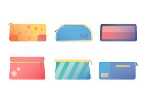 Free Pencil Case Vector 1
