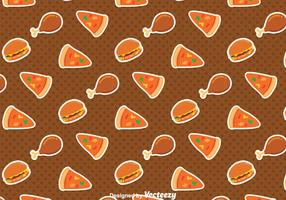 Delicious Fast Food Pattern