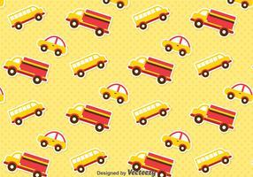 Cute Transportation Pattern