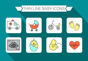 Free Baby Icons
