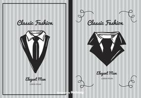 Classic Fashion Background Vector